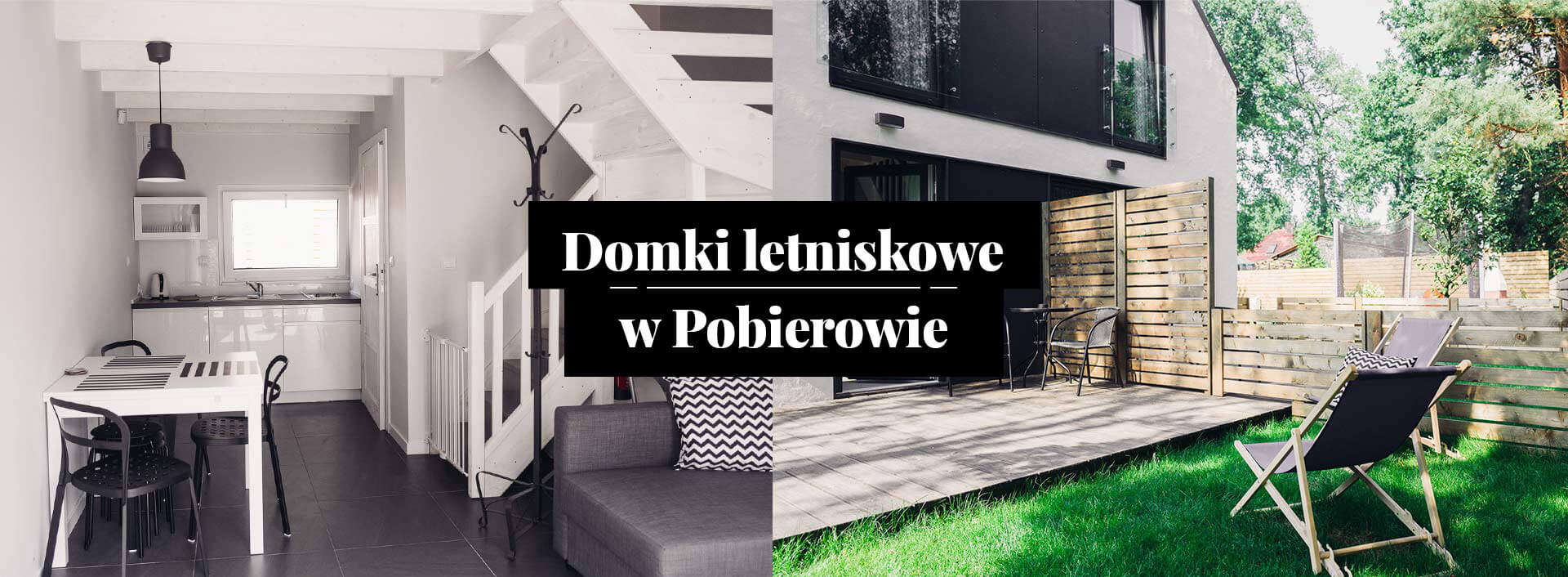 Domki letniskowe Skandynawskie Domy Pobierowo