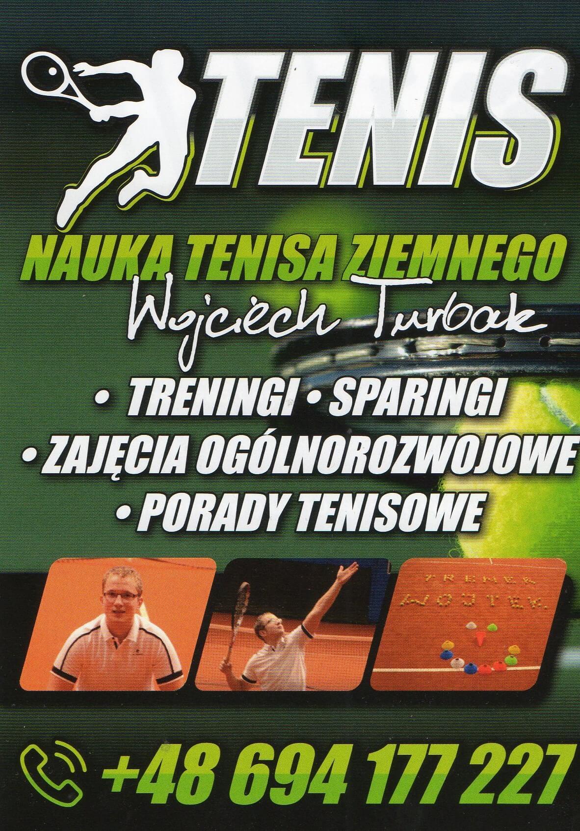 cennik gry w tenisa pobierowo